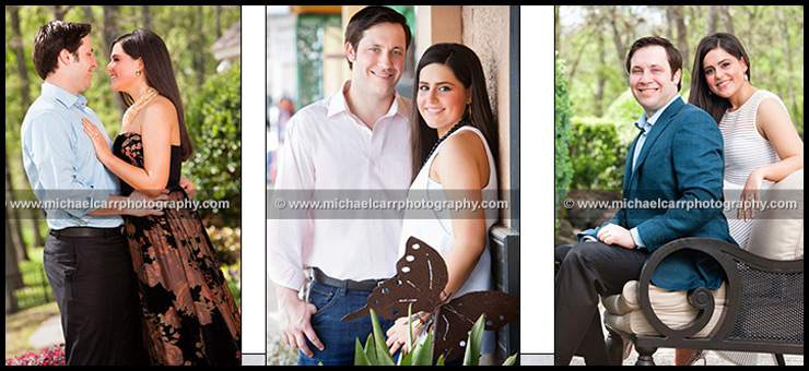 Couples Portraits in Houston