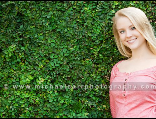 Senior Portrait Photographers in Houston