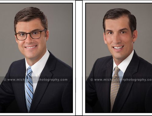 Business Portraits in Houston