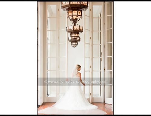 Bridal Portraits at The St. Anthony Hotel, San Antonio, Texas