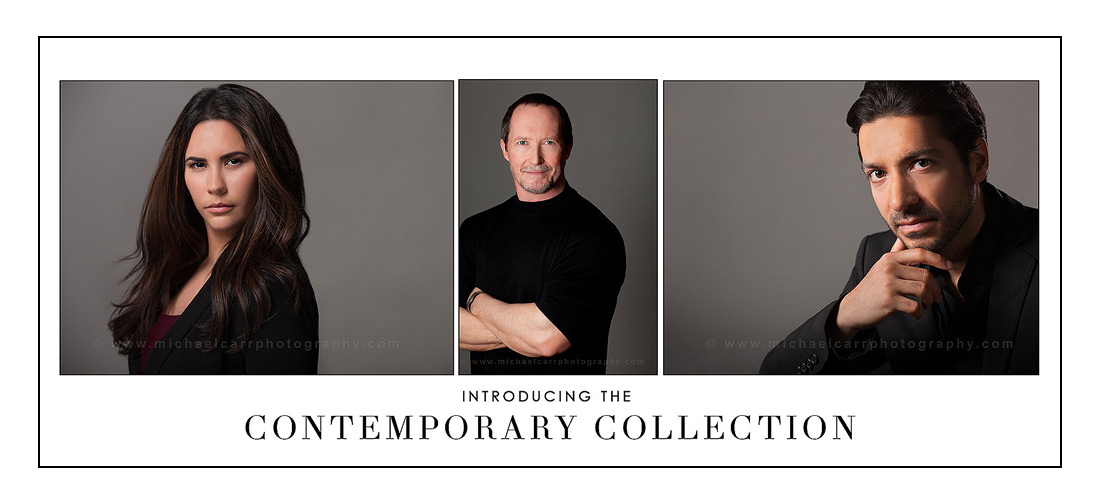 Contemporary Executive Portraits in Houston