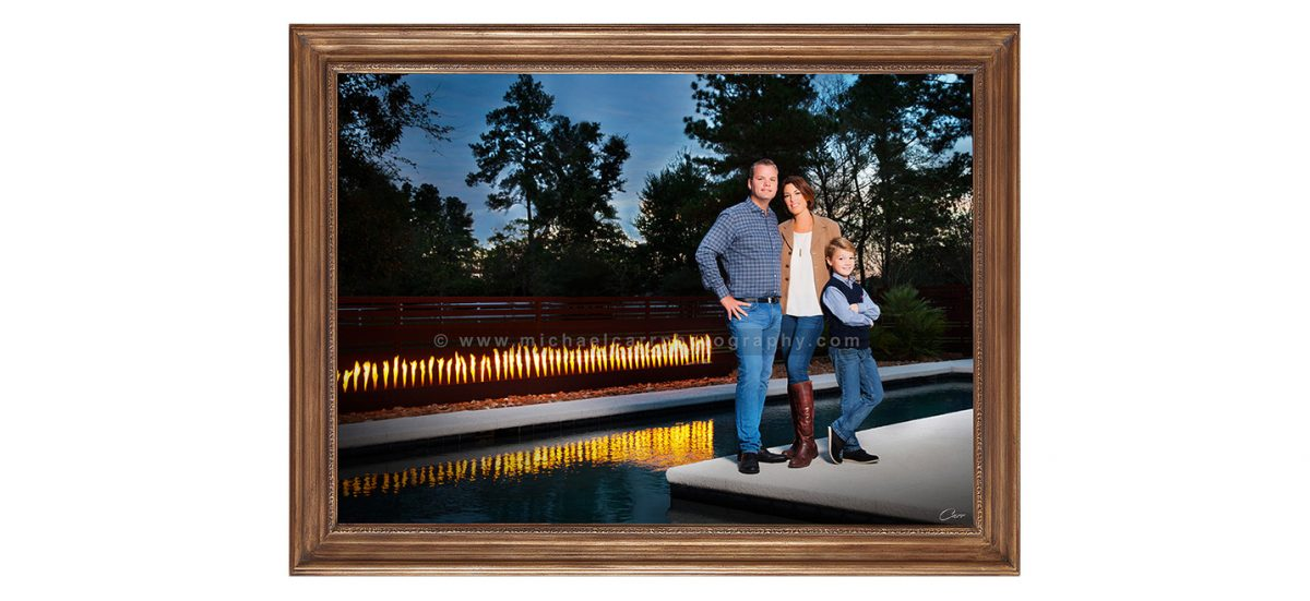 Houston Outdoor Portrait Photographer