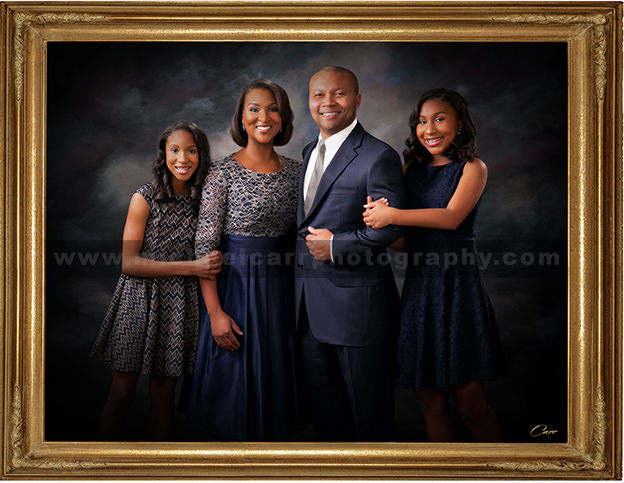 Family Portrait Photography in Houston