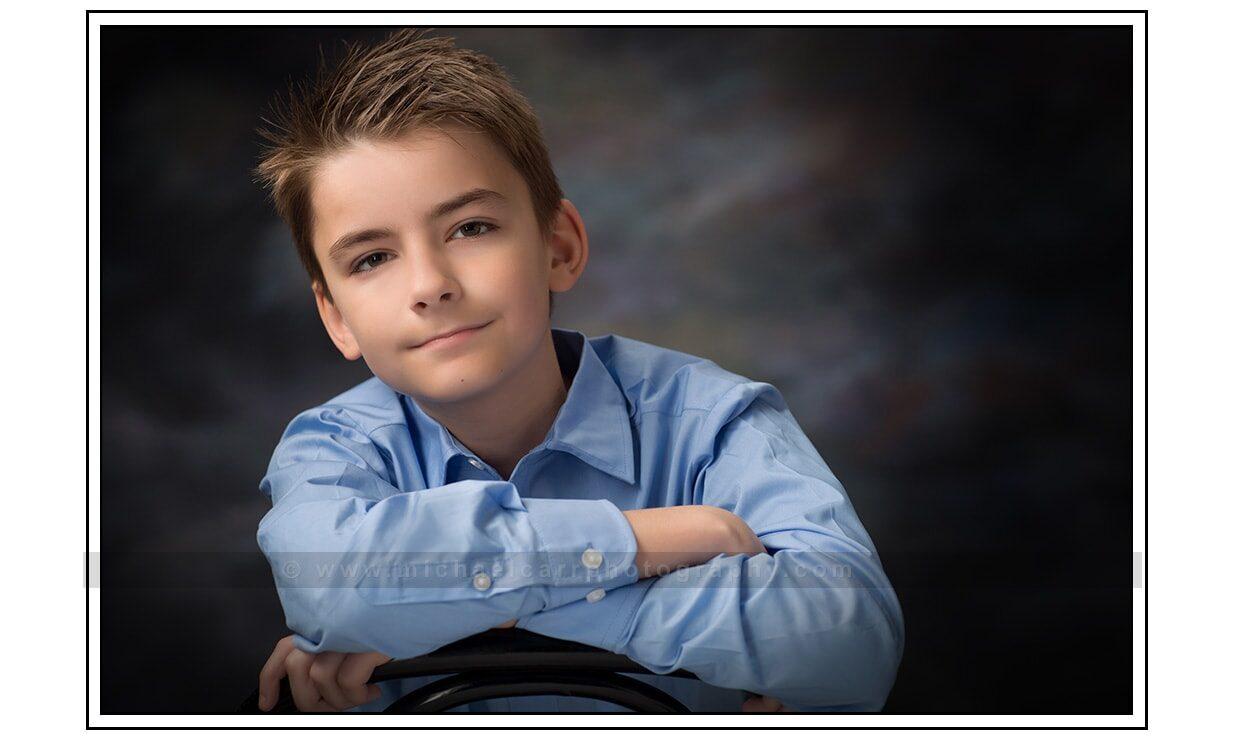 Children and Family Portrait Photographer