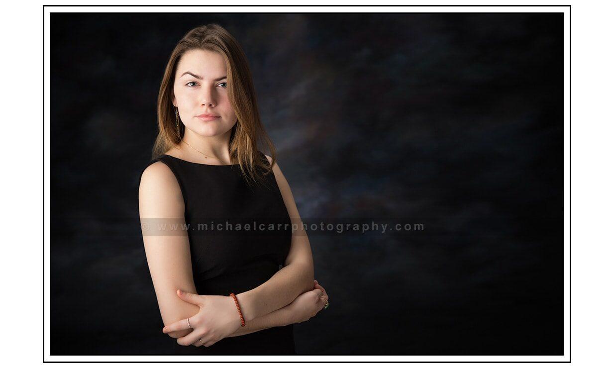 Formal Senior Photography