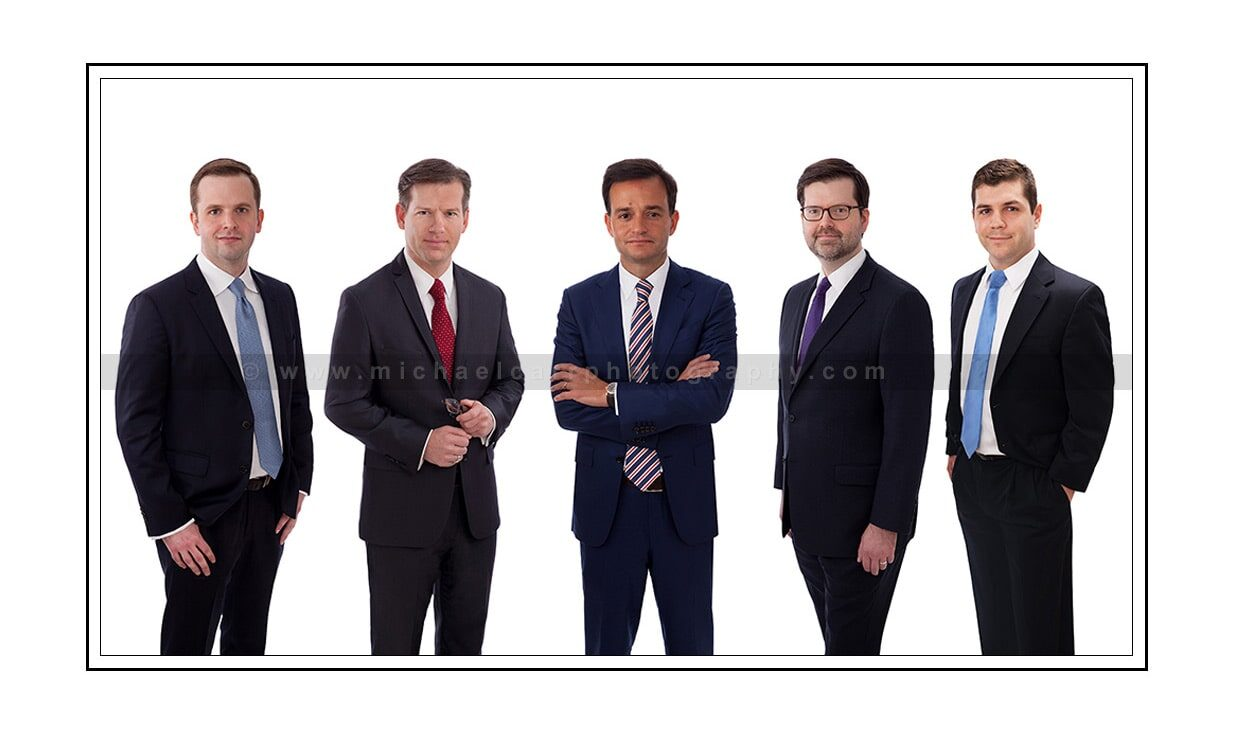 Business Group Portraits