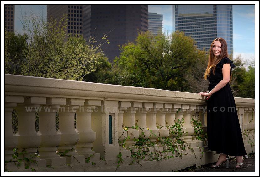 Houston Senior Portrait Photographer