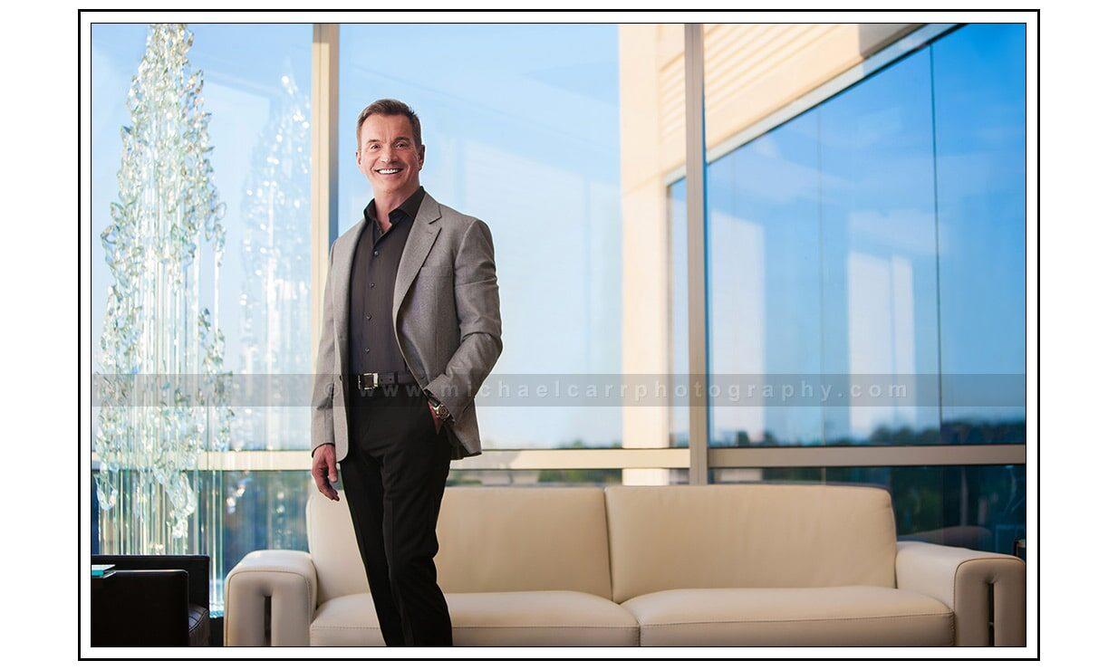 Leadership Business Headshots